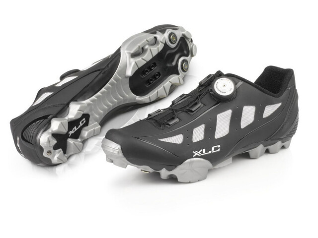 XLC ProCB-M08 MTB Schuhe Herren schwarz/grau